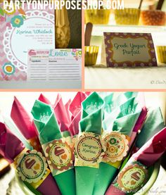 3053b583e39 bridal shower decorations Bridal Shower Planning