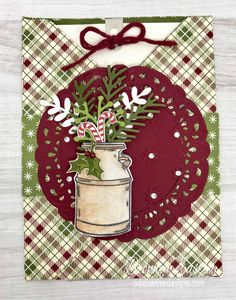 Read information on Handmade Christmas Card Ideas Homemade Christmas Cards, Stampin Up Christmas, Homemade Cards, Handmade Christmas, Christmas Crafts, Christmas 2019, Fall Cards, Winter Cards, Xmas Cards