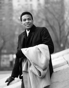 Marvin Gaye ~ 1966  ~ Photo by Michael Ochs Archives  Getty Images. What a talented singer. Gone way too soon.