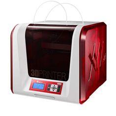 XYZ Printing Impresora 3D da Vinci Jr. 2.0 Mix, doble alimentación, inalámbrica: Amazon.es: Industria, empresas y ciencia 3d Printer Uk, Local Area Network, Mac Os, Sd Card, Biodegradable Products, Software, Prints, Video Tutorials, 2 Colours
