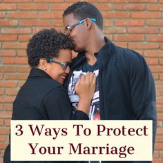 It's something we don't always think about, but it is so vitally important to protect the emotional state of our marriages. Here are 3 ways that might help: Healthy Marriage, Along The Way, Flirting, Candid, In This Moment, Couple Photos, Funny, Blog, Couple Pics
