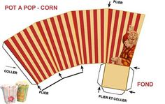 popcorn box * 1500 free paper dolls at Arielle Gabriel's The International Paper Doll Society for paper doll pals at Pinterest *