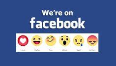 Вместо кнопки Dislike Facebook представил смайлы | Head News