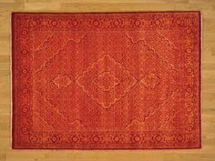 5' x 7' Tabriz Mahi Wool and Silk Hand Knotted Tone on Tone Oriental Rug -