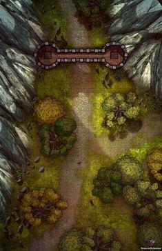 Dungeons And Dragons Game, Dungeons And Dragons Homebrew, Dnd World Map, Fantasy City Map, Pathfinder Maps, Forest Map, Rpg Map, Dungeon Maps, City Maps