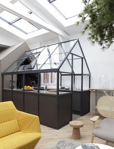 Visite dans l'appartement zen du designer Grégoire De Lafforest