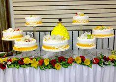 quinceanera cakes with dolls   Hectors Custom Cakes: Quinceanera Doll Cake, Sweet Sixteen Doll Cake