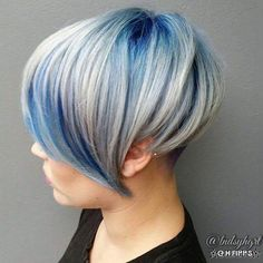 All sizes | Iced Ocean Waves Hair Color | Flickr - Photo Sharing!