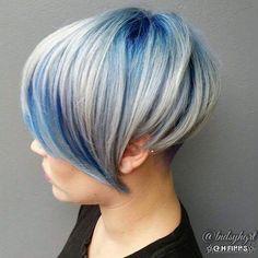 Iced Ocean Waves Hair Color - http://sarasotabradentonhairsalon.com/iced-ocean-waves-hair-color/