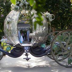 Chariot, transport to the wedding - Czym do ślubu, gdy limuzyna nie jest dla nas?