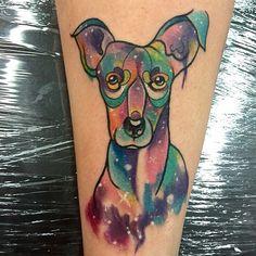 Dog Tattoo 40