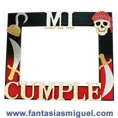 Proyectos - Fantasias Miguel Pirate Birthday, Pirate Theme, 4th Birthday, Birthday Parties, Ideas Para Fiestas, Party Time, Mickey Mouse, Halloween, Frame