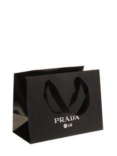 LG Prada luxe papieren draagtas