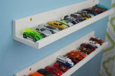 Daniel's big boy room is lime green and pool blue. He loves all things CARS, so he wanted cars, cars and more cars. Boys Car Bedroom, Boy Car Room, Boy Toddler Bedroom, Big Boy Bedrooms, Toddler Rooms, Car Bedroom Ideas For Boys, Boy Rooms, Kids Bedroom Designs, Kids Room Design