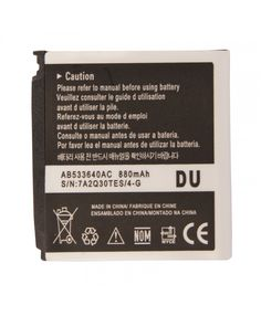 Brand New Top Quality Best Match Best Selling Battery Replacement Battery For Samsung G600,C3310,S3600,G400,G608,F330 ..66245339872583
