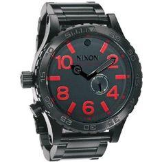 Nixon 51-30 Watch - Men's Gunmetal, One Size (Watch)  http://flavoredwaterrecipes.com/amazonimage.php?p=B001H3921C  B001H3921C