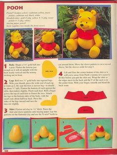 Winnie the Pooh. Might need this someday. My daughter loves pooh bear.