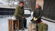 Strömsön vieraileva kokki: ravintoneuvoja Silvia Englund Survival, Winter Jackets, Hiking, Camping, Nature, Summer, Winter Coats, Walks, Campsite