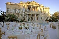 @Dolmabahçe Palace by KM events