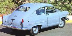 1952 Sears Allstate 2 Door Fastback Sedan