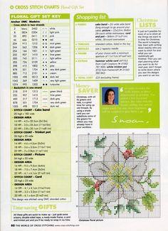 Gallery.ru / Фото #1 - The world of cross stitching 065 рождество 2002 - WhiteAngel