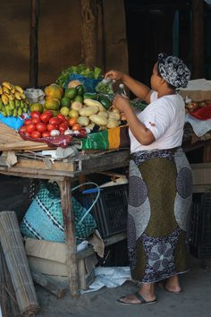 Mozambique Market