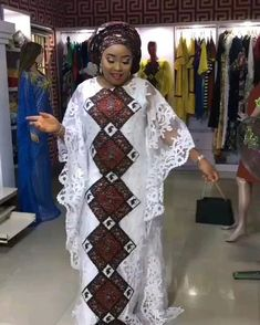 Cute Ankara dress styles for Long African Dresses, African Lace Styles, Latest African Fashion Dresses, African Print Dresses, African Print Fashion, Modern African Fashion, African Fashion Designers, African Prints, Lace Dress Styles