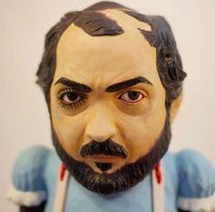 Mike Leavitt, esculturas bizarras de diretores de cinema.