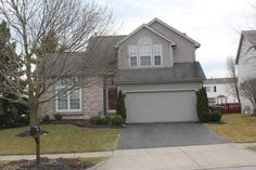 5279 Whirlwind Cove Dr, Hilliard, OH 43026. 3 bed, 2 bath, $189,900. Beautiful well built...