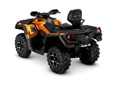 New 2016 Can-Am Outlander Max Limited 1000R ATVs For Sale in Missouri. 2016 Can-Am Outlander Max Limited 1000R, 2016 CAN-AM® OUTLANDER MAX LIMITEDFor the rider who wants it all, we're got you covered. Featuring performance suspension, premium wheels, strategically placed controls, and unmatched versatility, the Outlander MAX LIMITED is the most luxurious ATV available.Features May Include:CATEGORY-LEADING PERFORMANCEThe most powerful ATV engine in the industry. Fed by a 54-mm throttle…