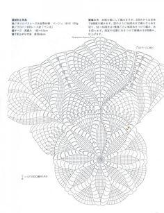"Photo from album ""Elegant Crochet Lace on Yandex. Crochet Doily Diagram, Crochet Doily Patterns, Crochet Mandala, Crochet Chart, Crochet Squares, Thread Crochet, Crochet Doilies, Crochet Flowers, Crochet Home"