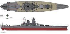 IJN Musashi (1944) ~ BFD