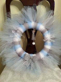 Hey, I found this really awesome Etsy listing at https://www.etsy.com/listing/169626296/pretty-winter-snowflake-tulle