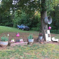 Spring/Summer 2016 Junk Garden