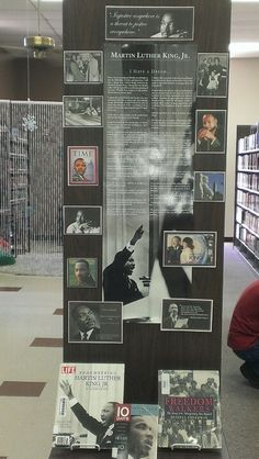 Martin Luther King Jr. Display