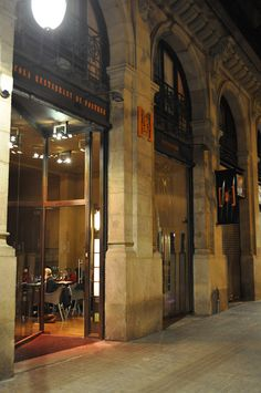 Espai Sucre, only Dessert restaurant in the World, Barcelona, Spain