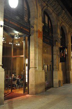Espai Sucre, only Dessert restaurant in the World
