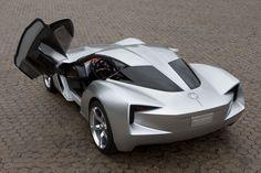 Chevy Stingray Concept Car | 50th Anniversary Chevrolet Corvette Stingray Concept