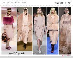 pastel pink color trend