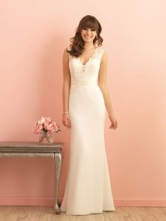 Allure Bridals Romance 2857 Romance Bridal by Allure ROBIN'S Bridal Mart | St. Louis Dress Store | St. Louis Prom Shop