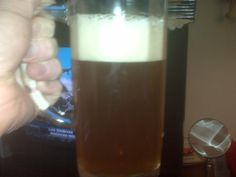 I'm an all-grain brewer, and yes I know it's extract. If it's quick and it tastes good, who cares! :) - 15 Minute Cascade Pale Ale - Home Brew Forums Brewing Recipes, Homebrew Recipes, Beer Recipes, Yeast Starter, Irish Moss, Homebrewing, Mead, Best Beer, Ale