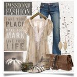 Casual Spring Outfit - Polyvore