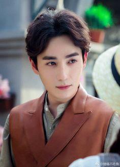 Boy Celebrities, Celebs, Freaky Clowns, Shen Wei, Best Dramas, Kings Man, Asian Love, Actors, Romantic Couples