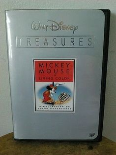 Walt-Disney-Treasures-DVD-Mickey-Mouse-in-Living-Color