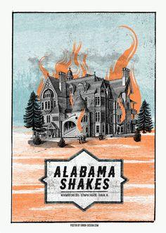Alabama Shakes - Error Design - 2015 ----