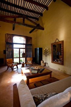 Hacienda Sac Chich - Mexico Situated in Yucatan,...   Luxury Accommodations