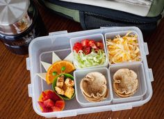 Taco Cups are a perfect lunch to bring to work.