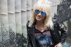 """Michael Monroe leaves The Voice of Finland from: """"Young people do not know anything about my musical career"""""""
