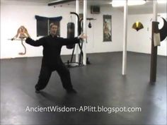 (13 of 25) Yang Tai Chi 24 Form, Instructional Series: High Pat on the Horse - YouTube