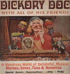 Having trouble sleeping? Dickory Doc and his gang of horrifying mutated puppets are here to lull you to sleep.
